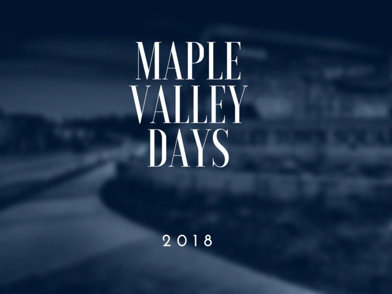 maple valley days